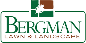 Bergman Lawn Care And Landscaping Logo